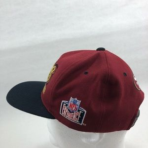 Pro Player Accessories - San Francisco 49ers hat Vintage 90 s Snapback Cap 6c48aa24d